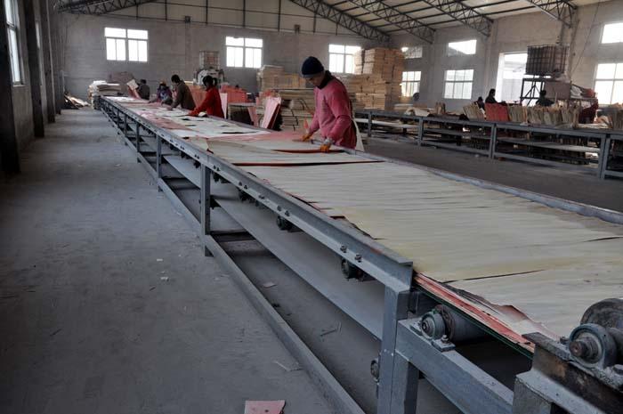 山东模板铺板线供应商