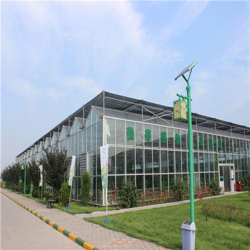 北京餐厅玻璃温室设计