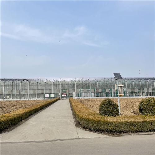 北京生态玻璃温室价格表