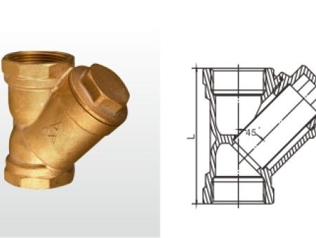 黄铜法兰过滤器——黄铜法兰过滤器厂家