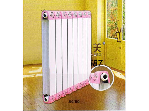 湖南工業用銅鋁復合暖氣片的定價