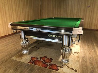 武威英式斯诺克台球桌专卖