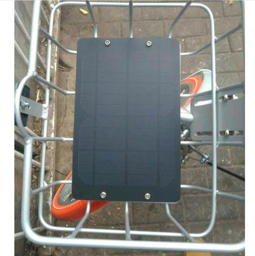 廣東省珠海6V/6W單晶太陽能板,廣東省東莞共享單車太陽能板