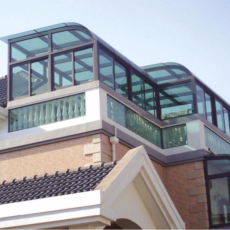 广州玻璃别墅阳光房厂家