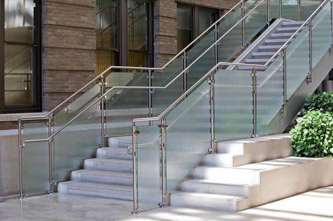 合肥楼梯扶手玻璃护栏供应