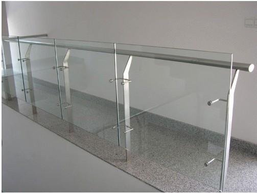 济南楼梯玻璃扶手护栏哪里有