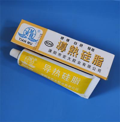 天津散热导热硅脂用途