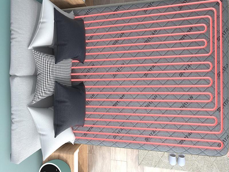 北京无泵水热毯厂家***