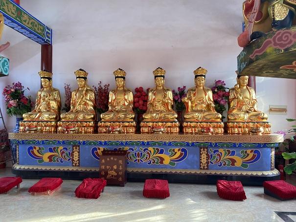 山西文殊菩萨雕像多少钱