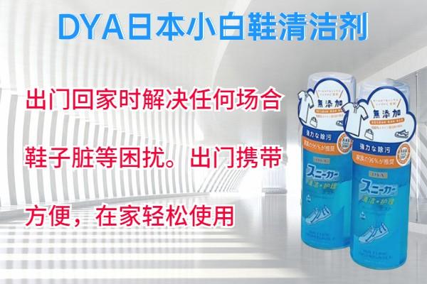 丽水DYA儿童小白鞋清洁剂价格