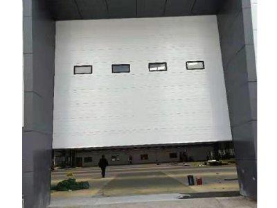 临朐保温型提升门安装