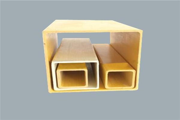 玻璃鋼管材方管圓管拉擠型材矩形管角鋼扁鋼檁條電力圍護欄