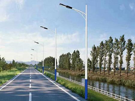 西寧太陽能光伏路燈廠家-蘭州太陽能戶外路燈