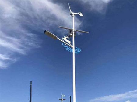 甘肅太陽能高桿燈大型廠家-蘭州太陽能led路燈生產商