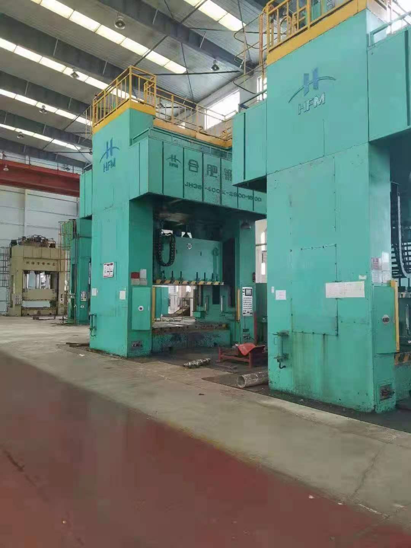 出售二手框架液压机YW27-630T工作台1.9*3.3米