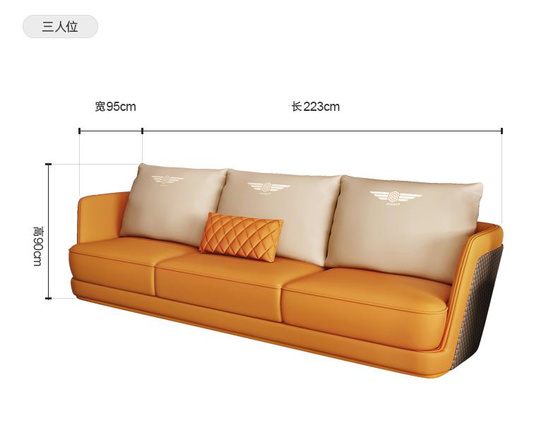 日式沙发-简约沙发-卧室床