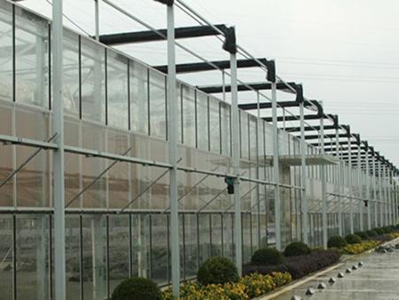 江苏阳光板温室大棚工程