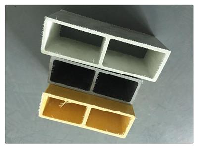 玻璃钢型材防腐檩条 日字管 矩形管 厂家销售 可定制
