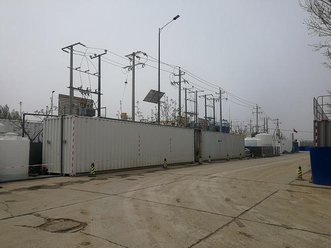 渗滤液三效蒸发处理设备租赁
