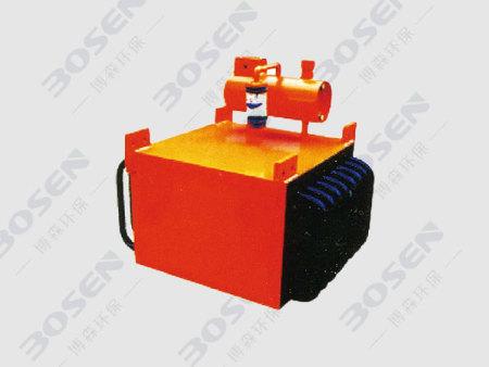 帶式電磁除鐵器生產商-博森環保供應電磁除鐵器