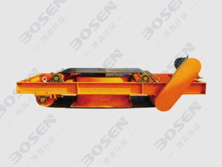 盤式電磁除鐵器定做-博森環保電磁除鐵器行情價格