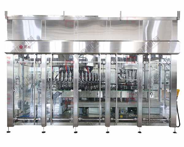甘肃电子智能控制灌装机生产商