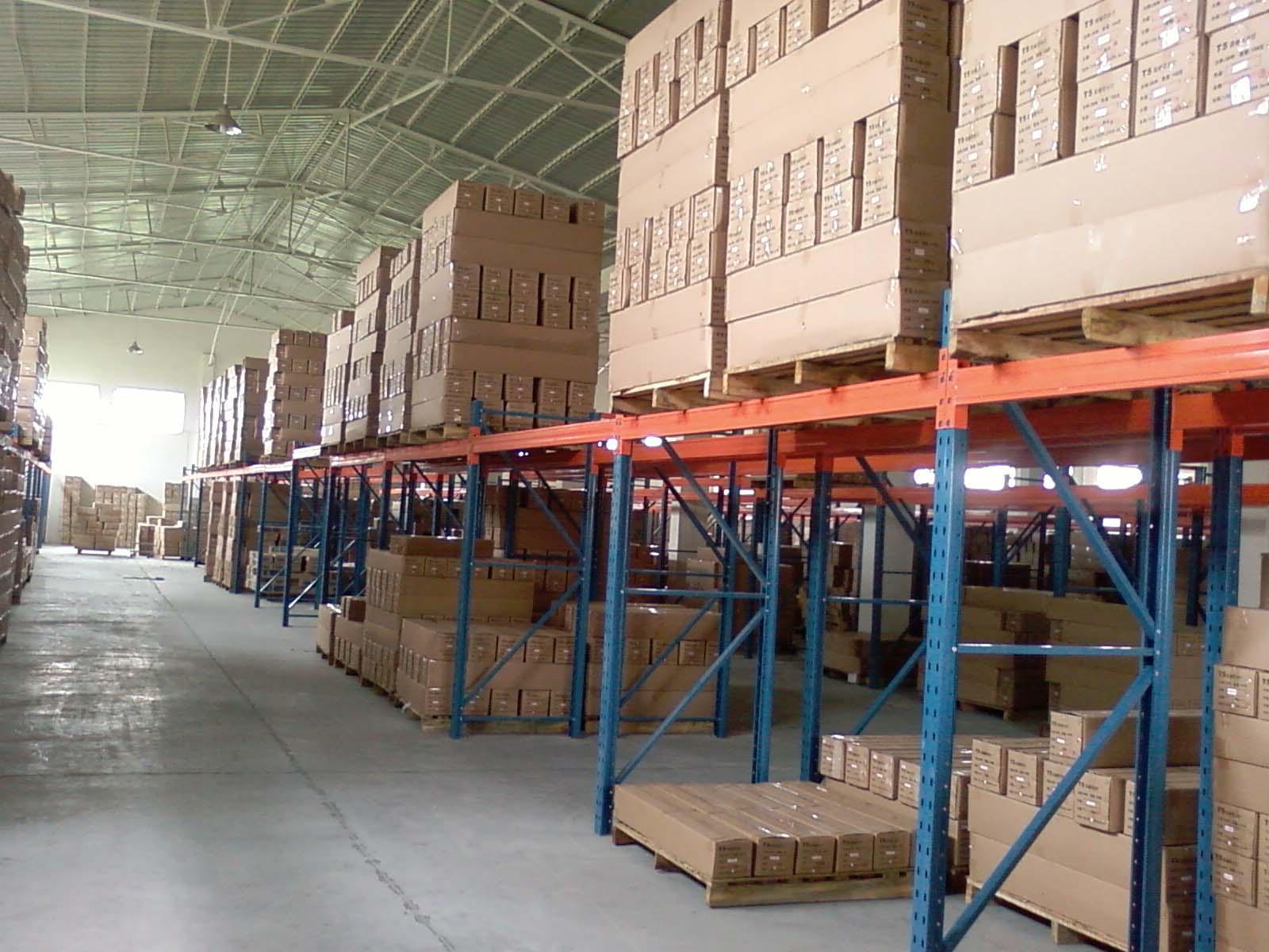 河南横梁式货架组装
