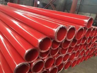 儋州环氧涂塑钢管价格表