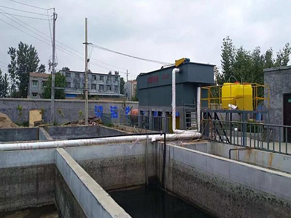 重庆生活污水处理设备定做厂家