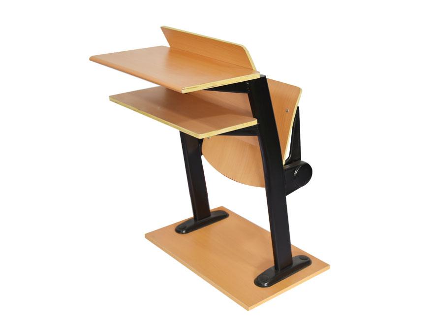 昌乐木制阶梯教室座椅公司