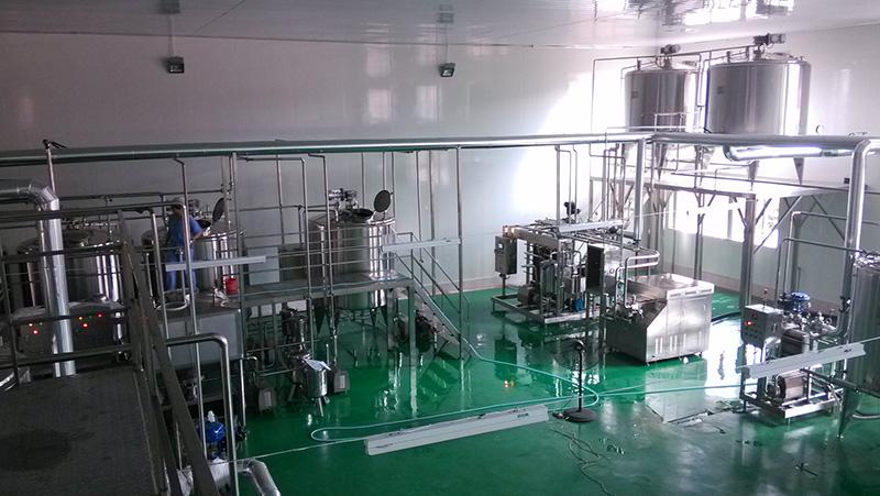 蓝莓饮料生产线 饮料加工设备批发