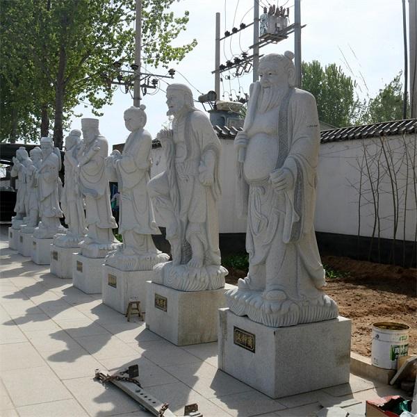 惠安石雕人物雕塑定制