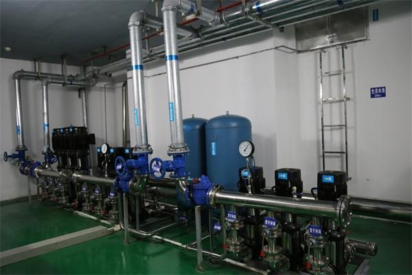智慧泵房远程监控系统