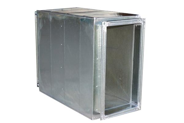 消声静压箱厂家 迈新阻抗复合式消声器批发零售