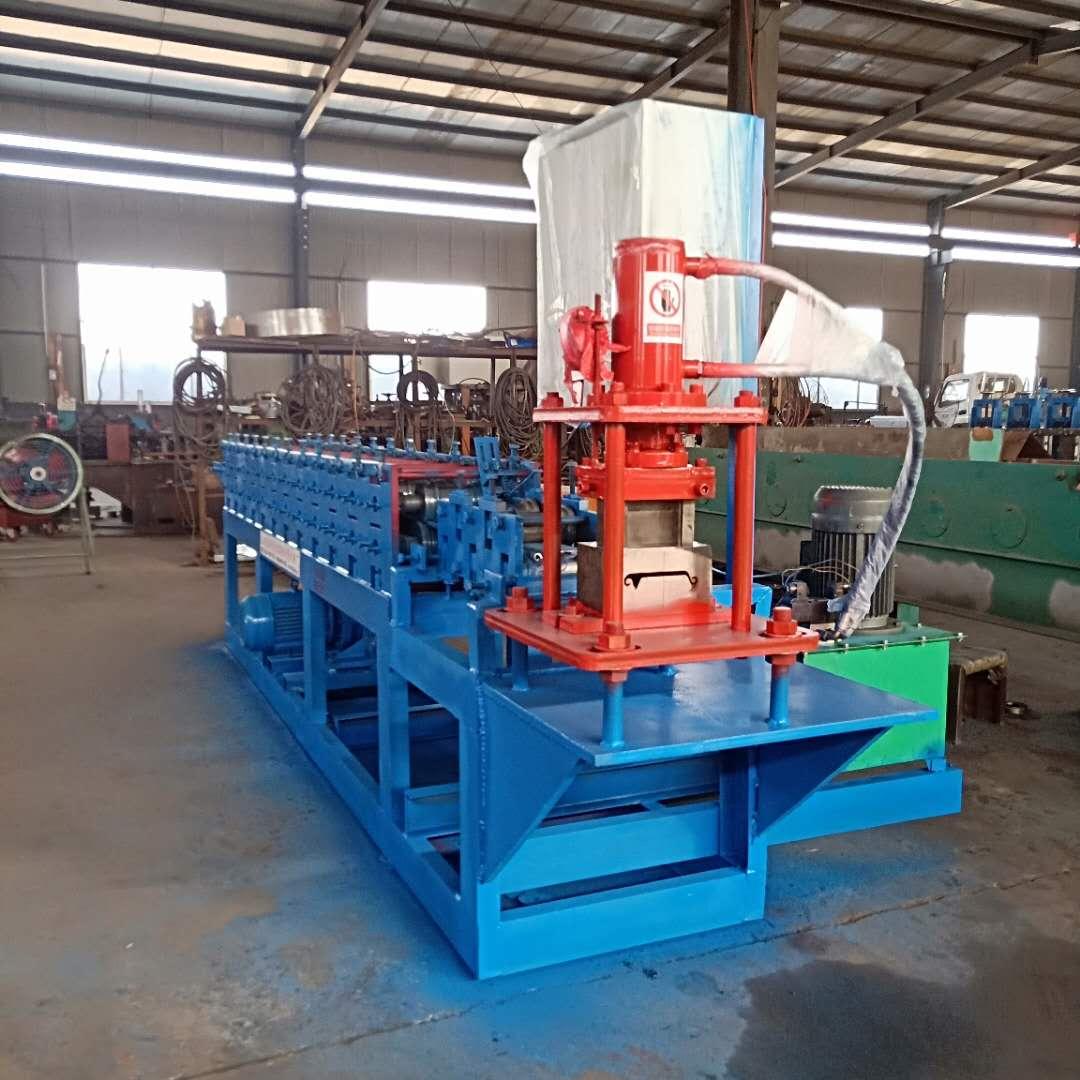 抗风卷帘门设备 125型卷帘门机器 卷闸门机器 冷弯成型设备