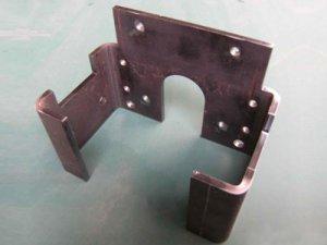 折彎焊接的流程