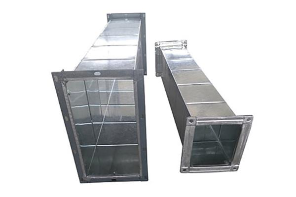 通风管道加工 迈新批发定制不锈钢风管 镀锌板风管招代理