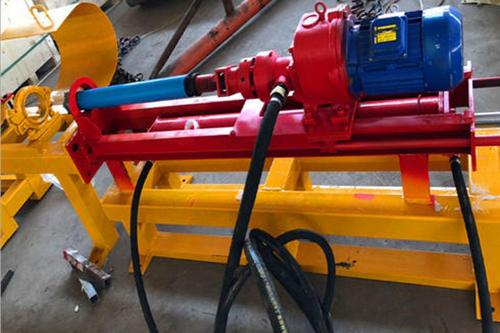 液压管道疏通设备厂家 翔宙液压机械设计生产泵管管道疏通机