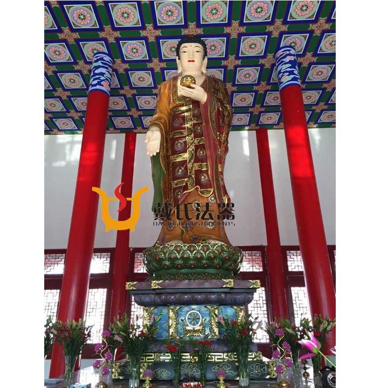 出售純銅佛像-買質量超群的釋迦牟尼佛像,就到戴氏法器廠