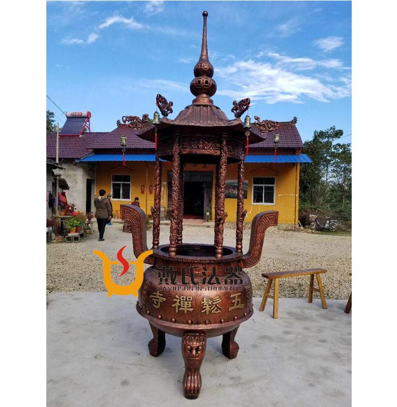 大型銅香爐價格-溫州市口碑好的祠堂銅香爐供銷