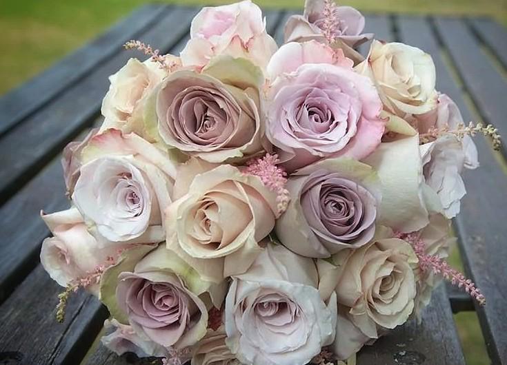 玫瑰花多少錢一盆-復古咖啡色汽車
