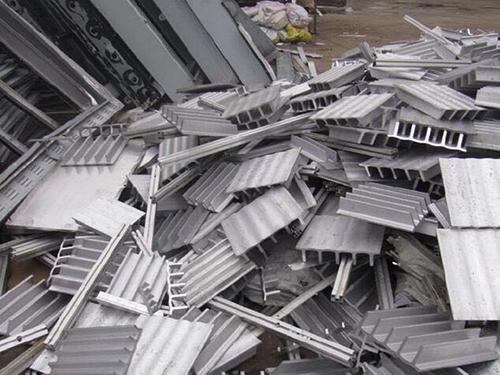 灞桥金属废铝回收处理