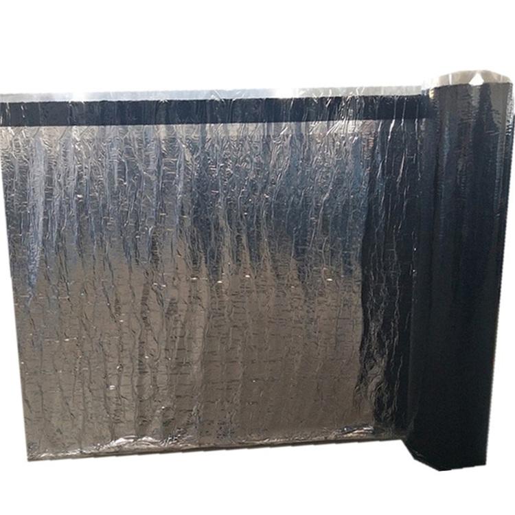 自粘聚合物改性瀝青防水卷材