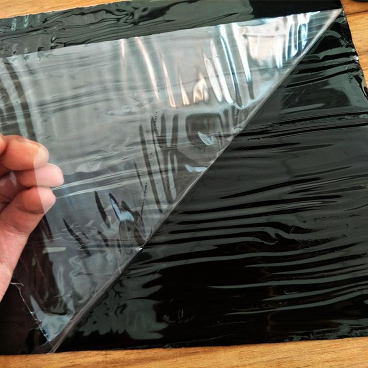 河南單面自粘聚合物改性瀝青防水卷材生產