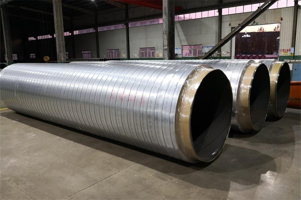 浙江聚氨酯鍍鋅鐵皮保溫管規格