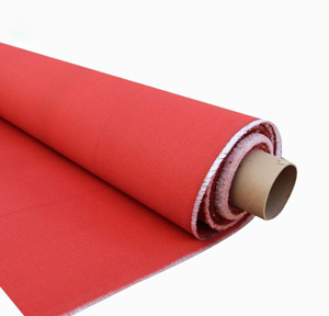 硅膠布防火布,擋煙垂壁用硅膠布|常州平陵有機硅科技有限公司