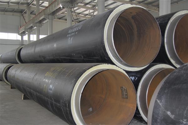 北京熱力管網聚氨酯保溫管哪里有賣
