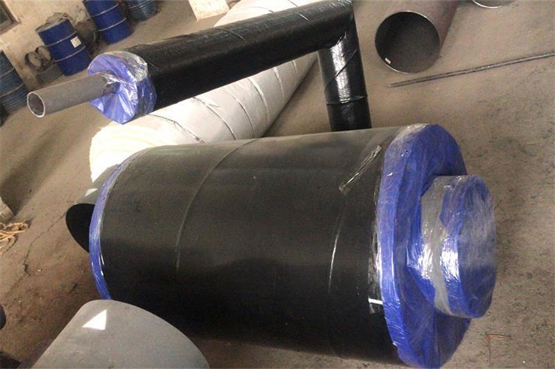 河南蒸汽鋼套鋼保溫管件加工