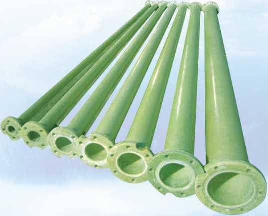 玻璃鋼揚程管