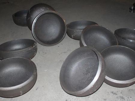 山东焊接式不锈钢管帽生产,圆形不锈钢管帽定做